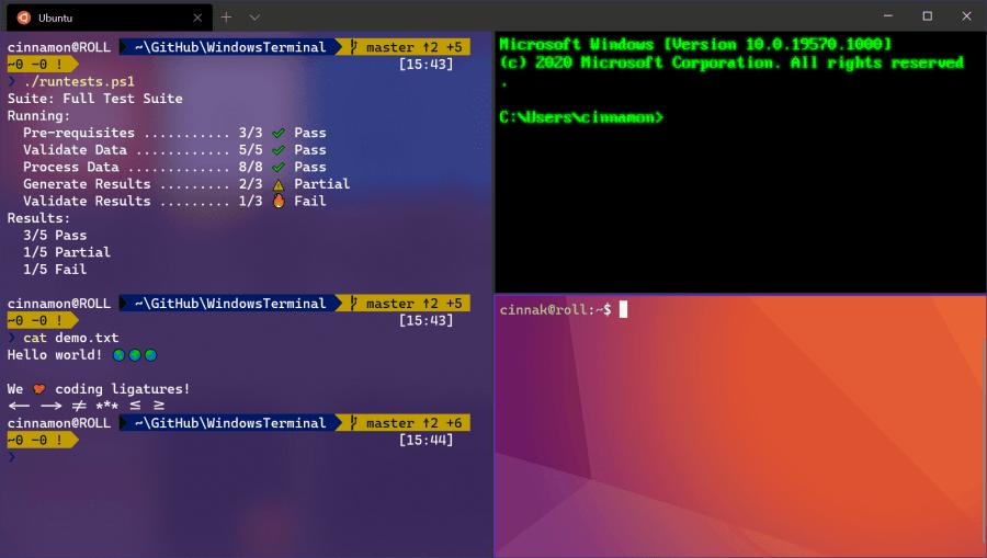 Как скачать новый Windows Terminal 1.0