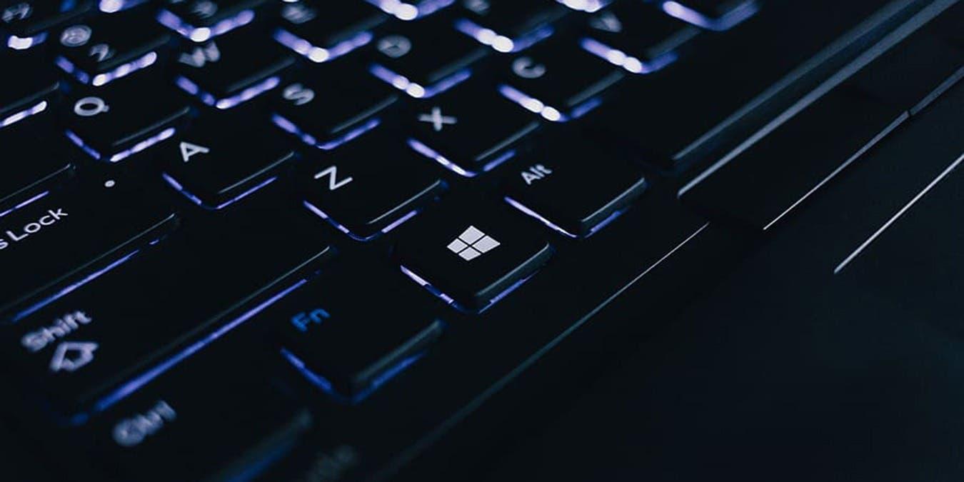 Как отключить клавишу Windows на вашем компьютере