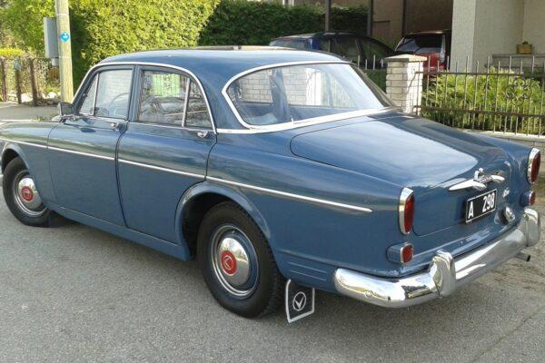 Volvo Amazon P120 1961 a.