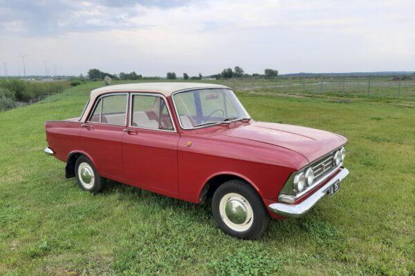 Moskvitš 408 Elite 1966 a.