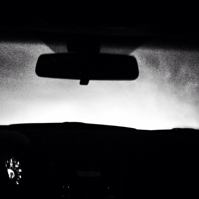 Driving in Storm