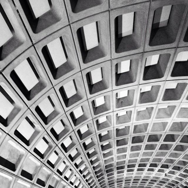 DC metro/ U street station