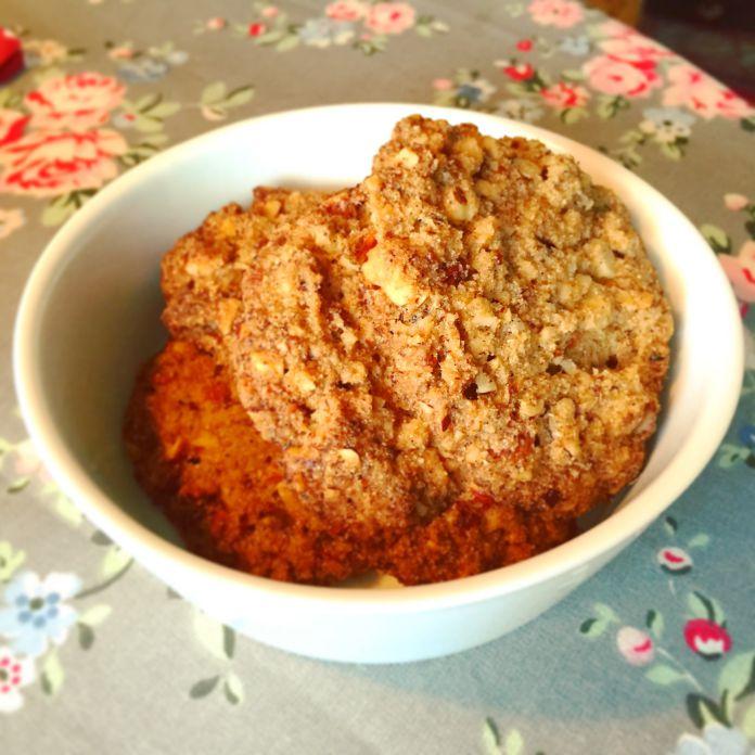 Sprøde mandel-småkager