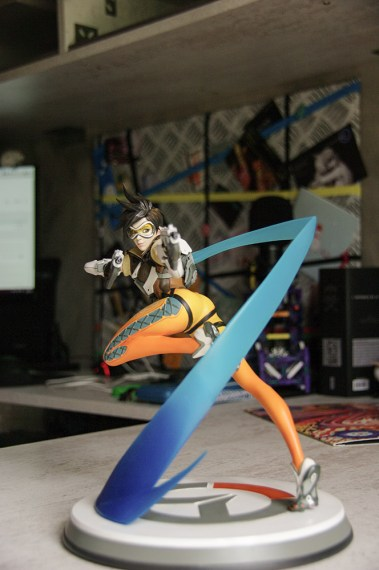 Figurine Tracer General 2