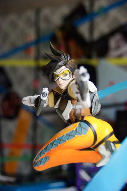 Figurine Tracer General 1