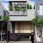 上大崎の別邸