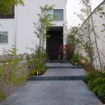 尾山台の住宅1
