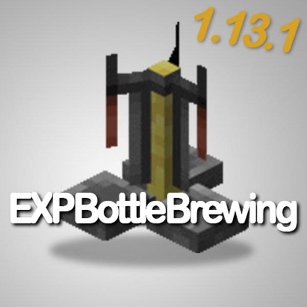 expbottle-brewing-minecraft-plugin