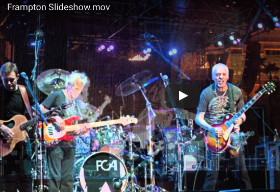 On the Road For 16 Years With Peter Frampton (SPL Network)