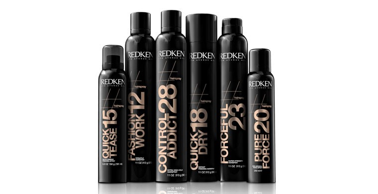Redken Styling Products Level 5 Salon