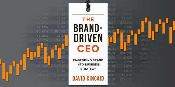 New Book Shows CEOs How to Harness the Power of Brand