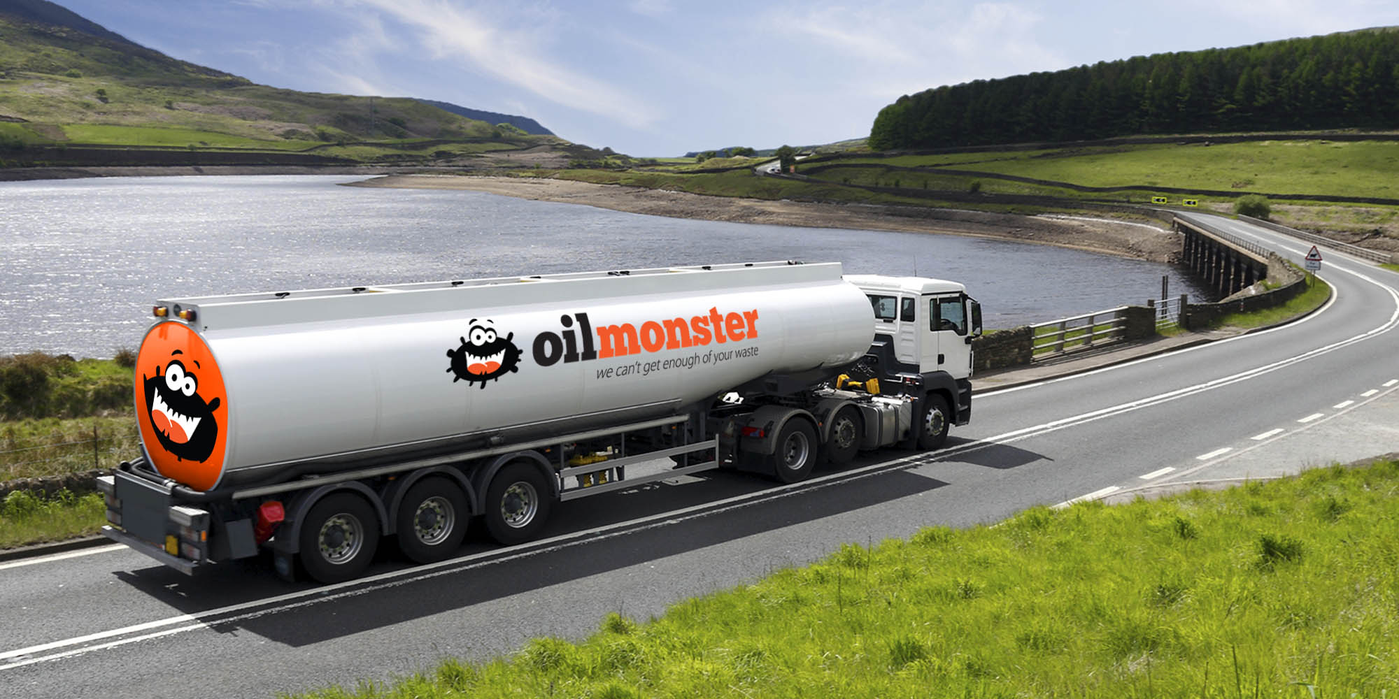 Oil Monster
