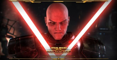 Star Wars: The Old Republic Sith Dual Lightsaber