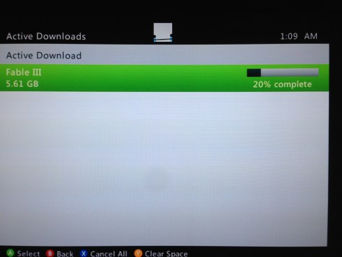 """While I didn't think to take a picture before I """"paid"""" the free price, I grabbed this while it was downloading."""