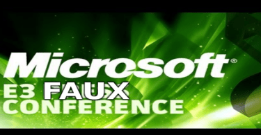 microsoft-faux-e3-press-conference