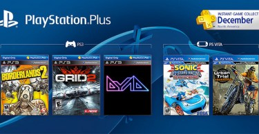PS Plus in December