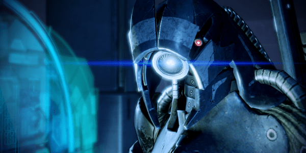 Top 10 Mass Effect Comrades Legion