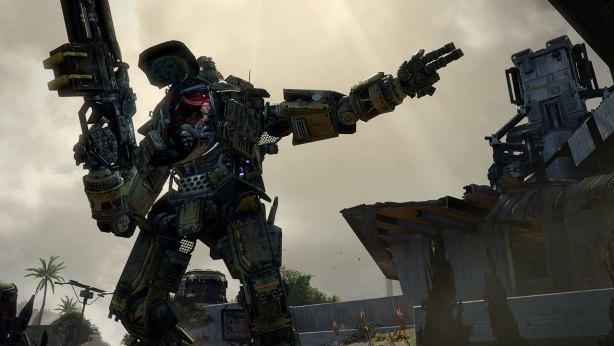 titan pointing