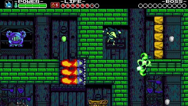 Plague Knight has new mechanics, like bombs, and a new way to traverse the levels