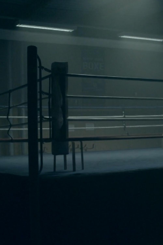 photographie d'un ring de boxe