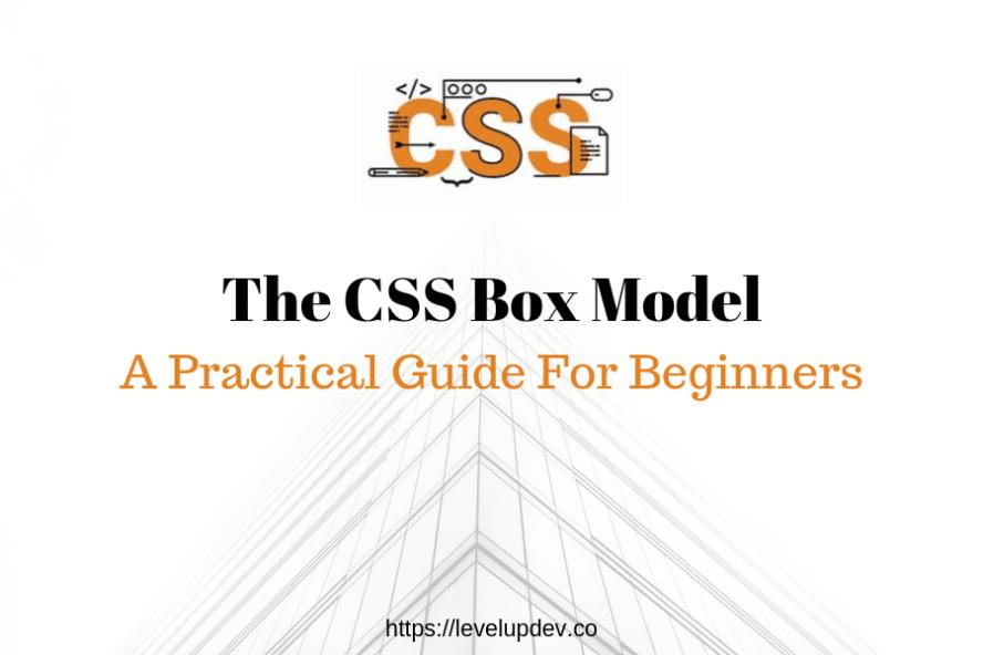CSS Box Model Guide Banner
