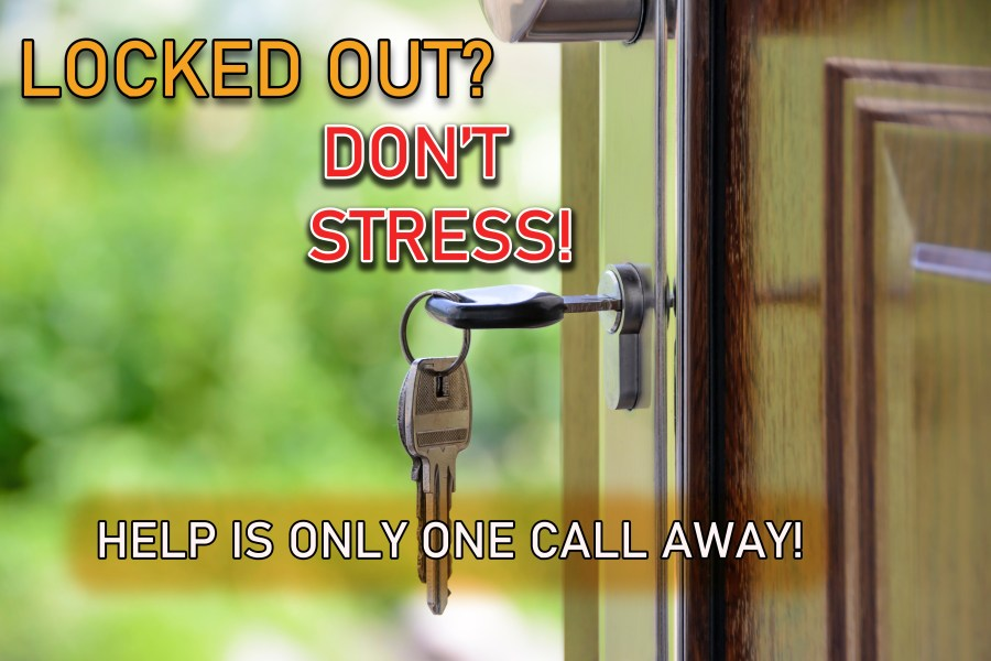Residential Locksmith - Locked out of your house