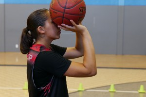 Level Up Basketball Shooting Practice