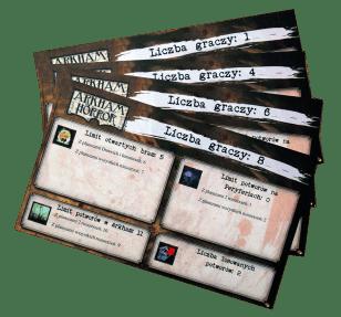 karty pomocy