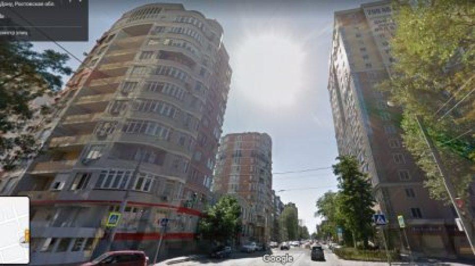 Генплан Ростова
