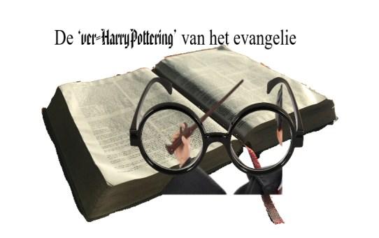 De 'ver-HarryPottering' van het evangelie – Hans Frinsel