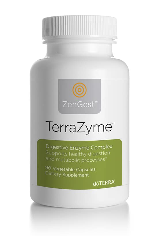 TerraZyme® Complex – Digestive Enzyme Complex