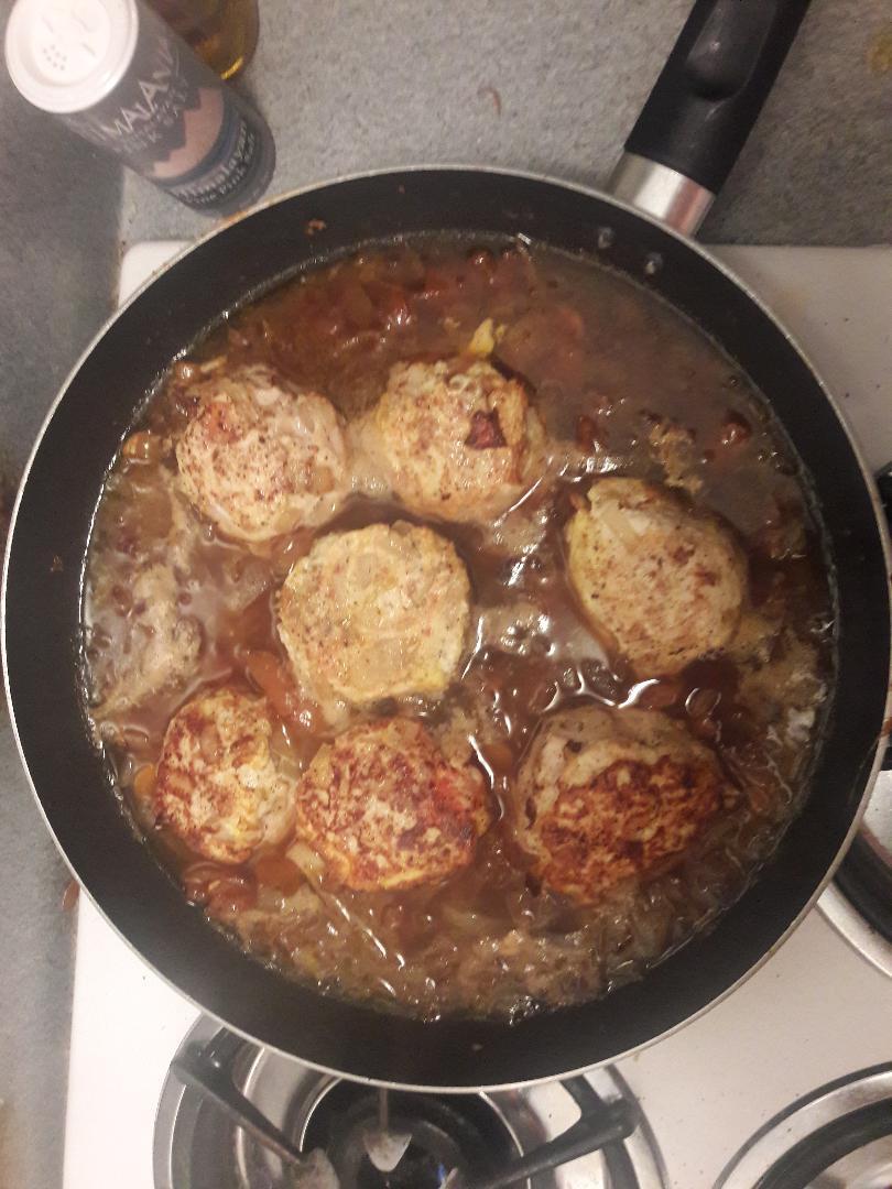 turkey meatballs yes