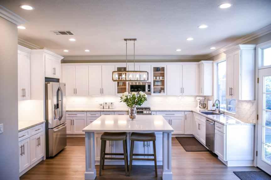 Small Kitchen Design Ideas | Leverage Ambition