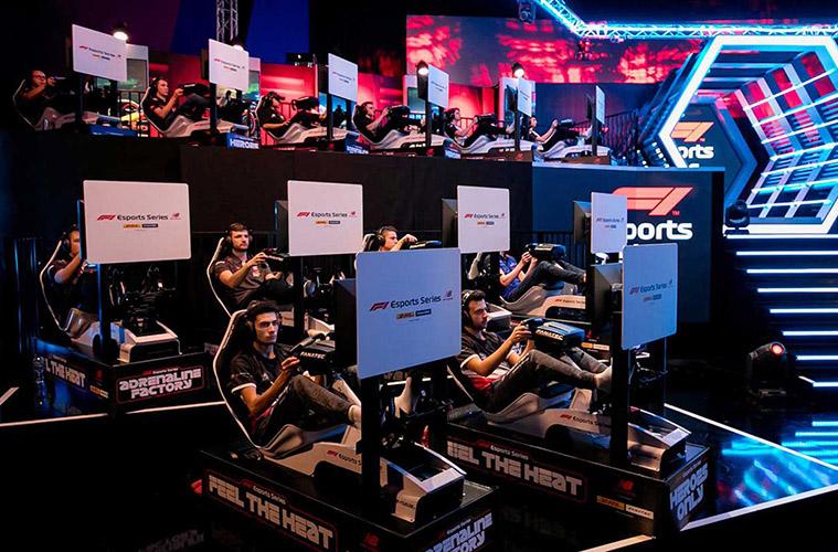 eSports F1