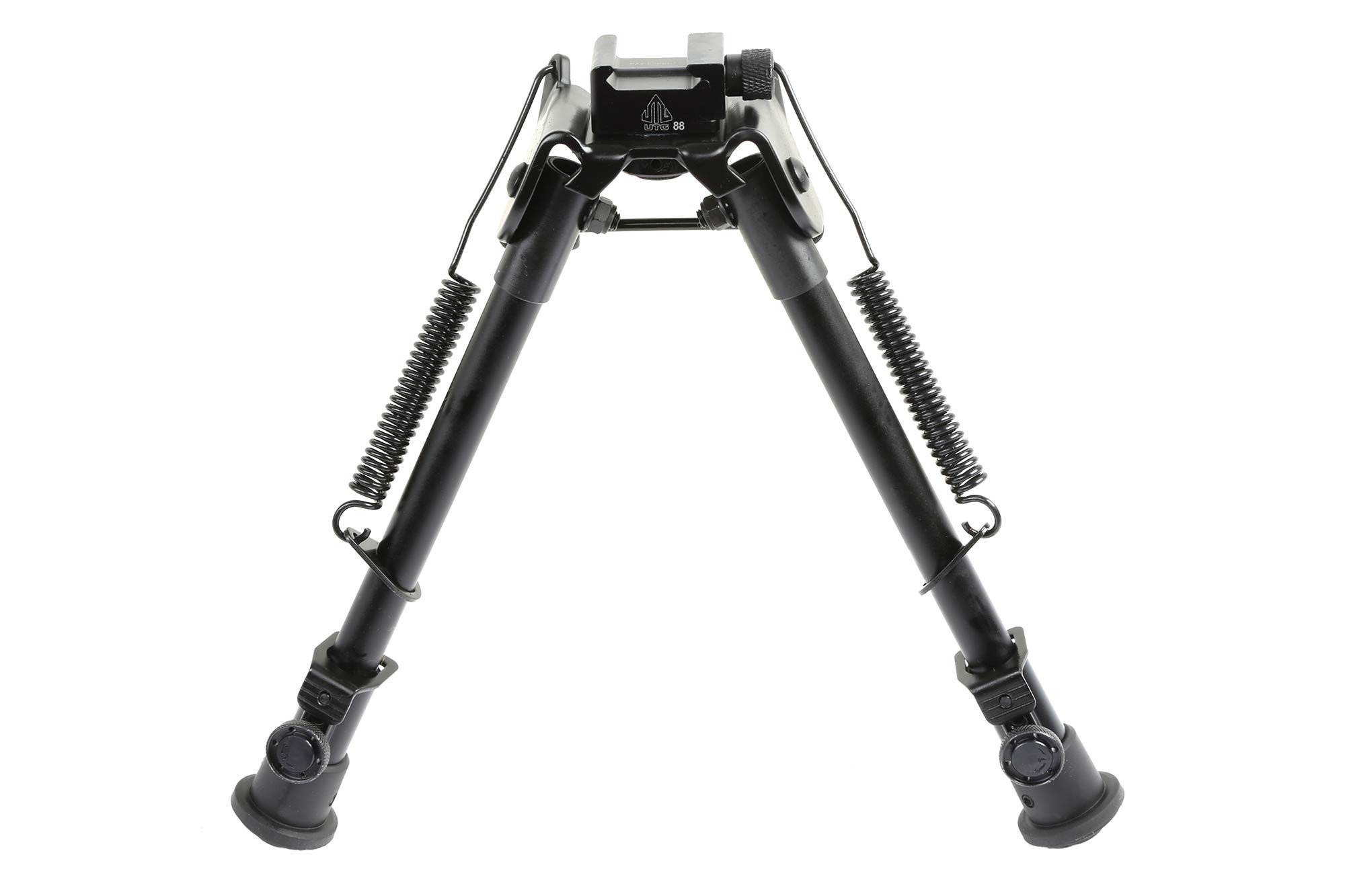 Champion Adjustable Bipod W Cant 13 5 To 23 Black Lever Arms