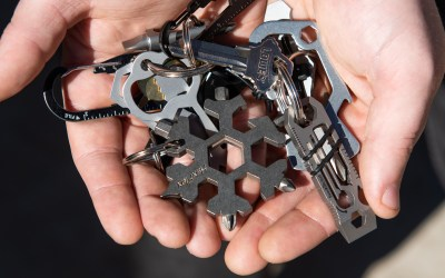Gear Up! Episode 9: Keychain Multitools