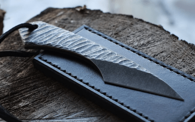 Innovation Feature: StoneBlade Kiridashi Knife