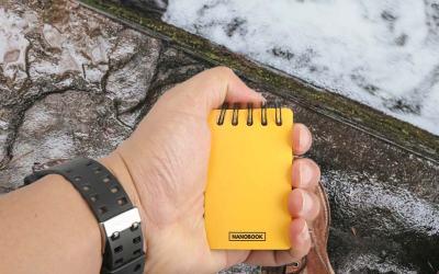 Innovation Feature: Nanobook