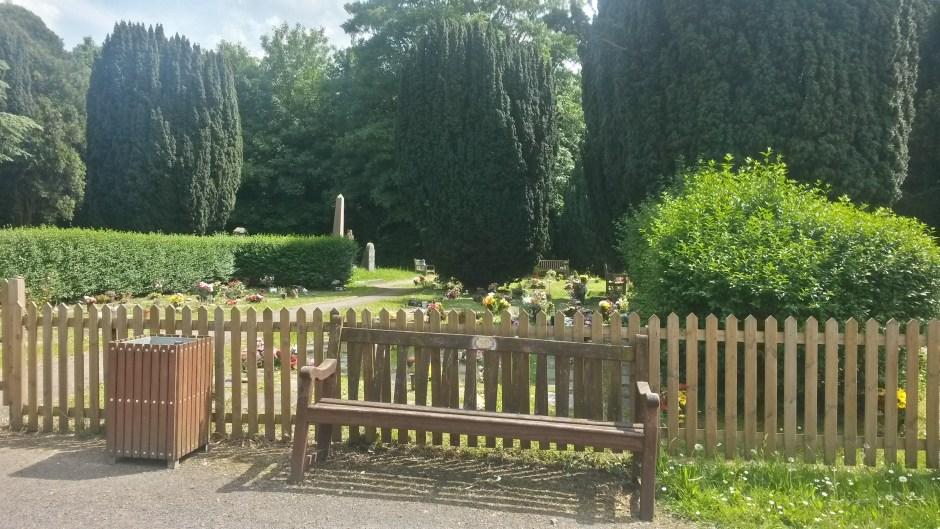 Waltham Abbey Garden of Rest 2