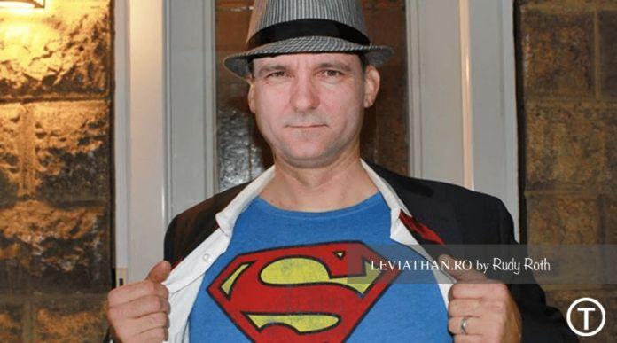 Nicușor Dan Superman urban