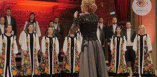 Corul Madrigal Concert pentru Pace si Libertatea Religioasa la Geneva 2016