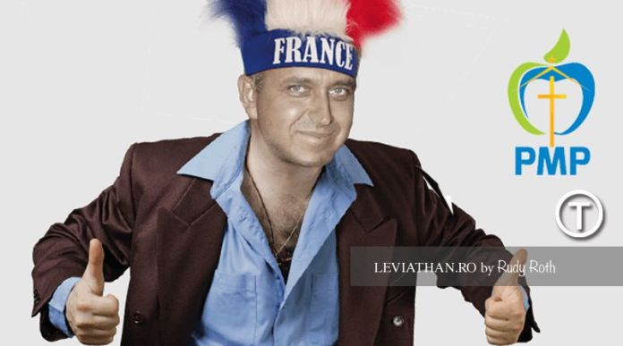 Daniel Tecu - FADERE, candidat PMP si interdictia de a intra in Franta in 2008
