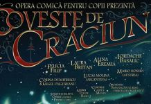 Poveste de Craciun - Laura Bretan, Felicia Filip, Alina Eremia, Orchestra Simfonică București