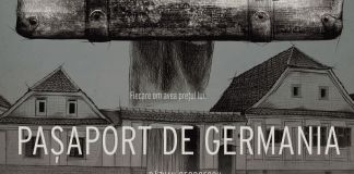 Razvan Georgescu - Pasaport de Germania