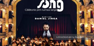 Song - Daniel Jinga - Concert de colinde Calatorie prin lumea larga