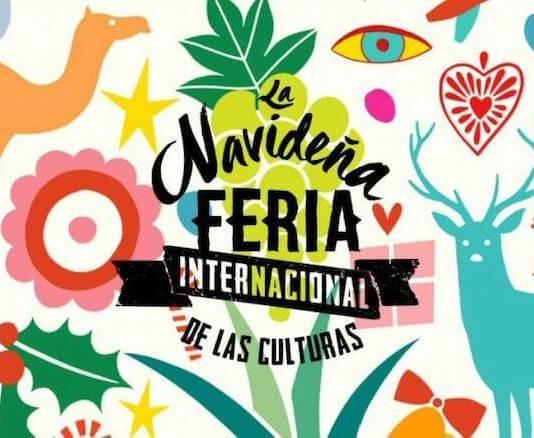 "Târgul de Crăciun ""La navideña - Feria International de las culturas"" - Matadero, Madrid"