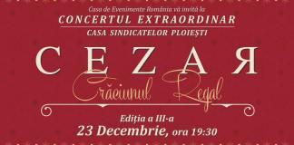 Cezar Ouatu - Crăciunul Regal Ploiești
