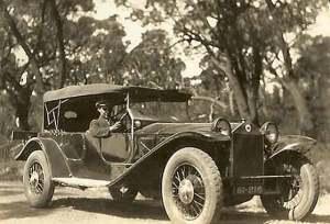 Lancia Lambda - ultima masina a lui Giacomo Puccini