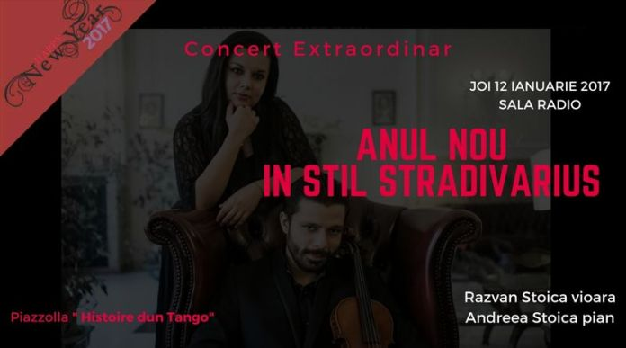 razvan stoica andreea stoica concert anul nou