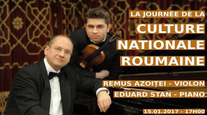remus azoitei eduard stan concert vioara pian